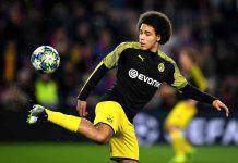 Incidente domestico per Witsel