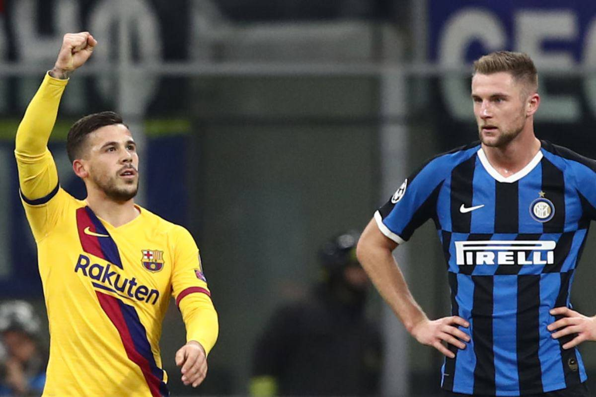 Inter Barcellona Highlights