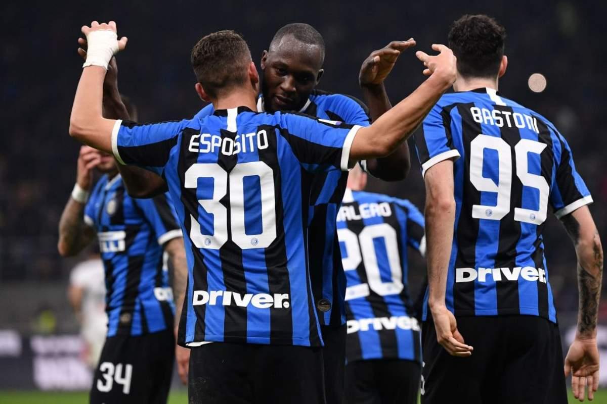 Inter Genoa Highlights