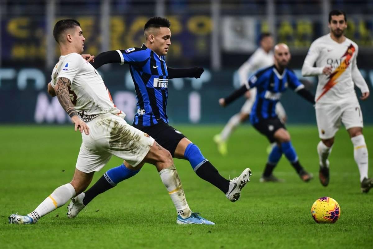 Inter Roma Highlights