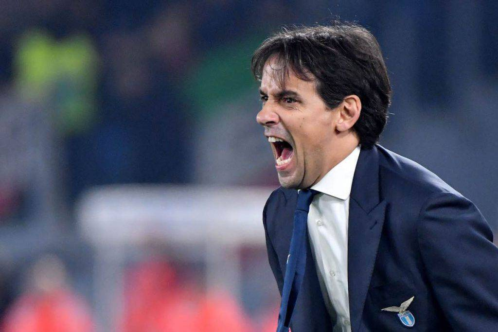 Inzaghi nel post gara contro la Juventus