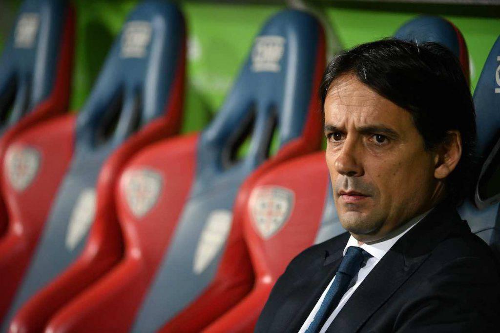 Inzaghi nel post gara contro il Cagliari