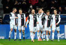 Bayer Leverkusen-Juventus pagelle Gazzetta dello Sport