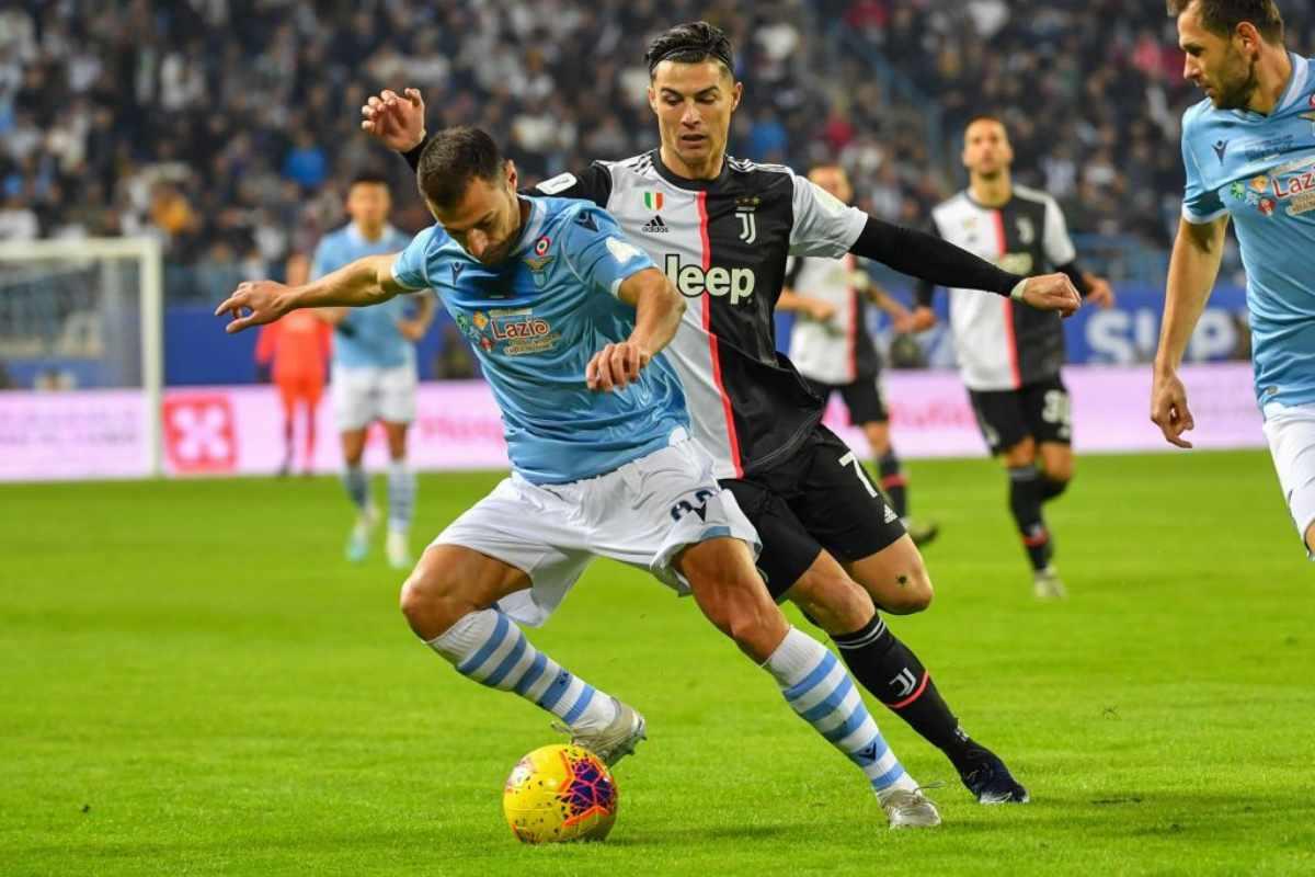 LIVE Juventus-Lazio, risultato in tempo reale
