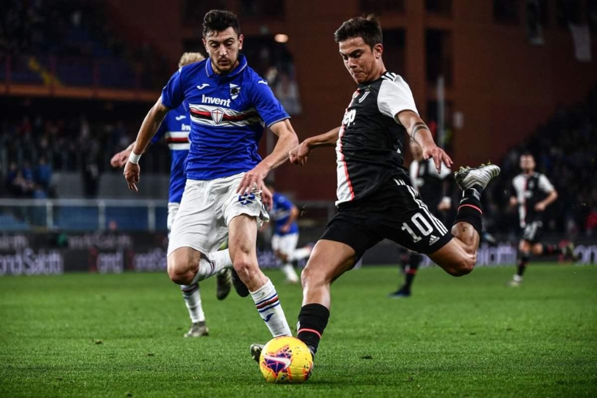 Juventus Sampdoria Highlights
