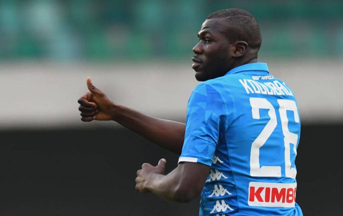 Koulibaly scelto nella top 11 della Serie A