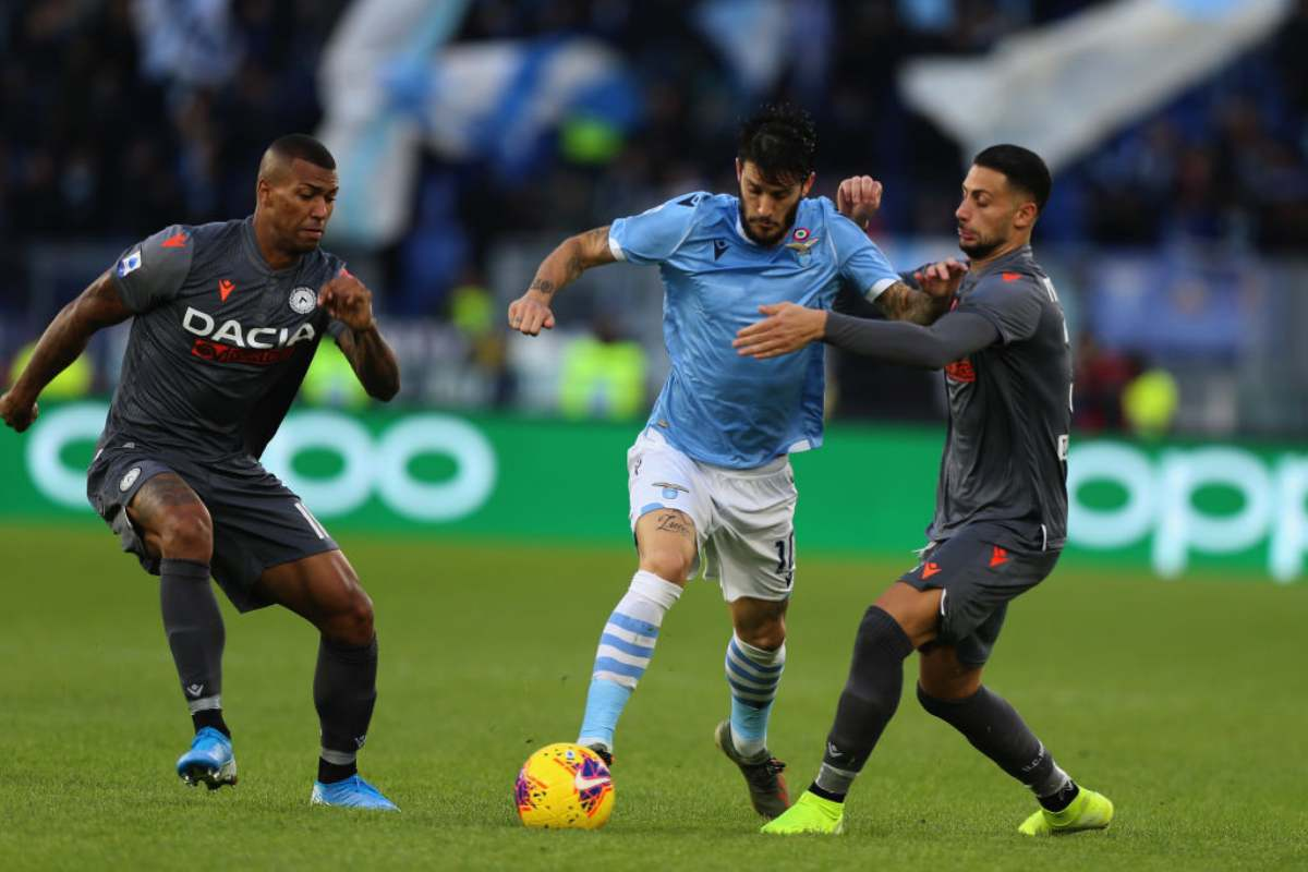 Highlights Lazio-Udinese