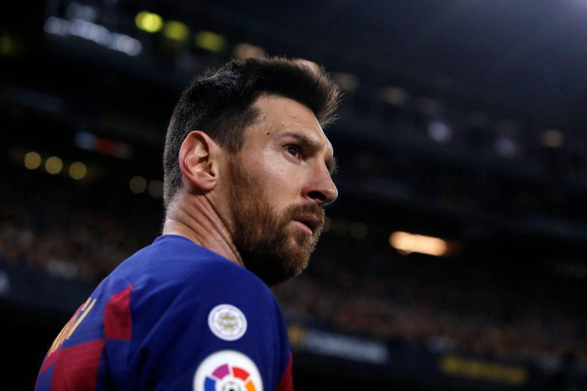 Lionel Messi batte ancora Cristiano Ronaldo