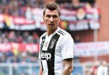 Mario Mandzukic, chiamata del Milan alla Juventus