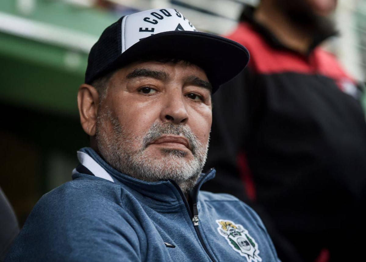 Maradona Dolce e Gabbana