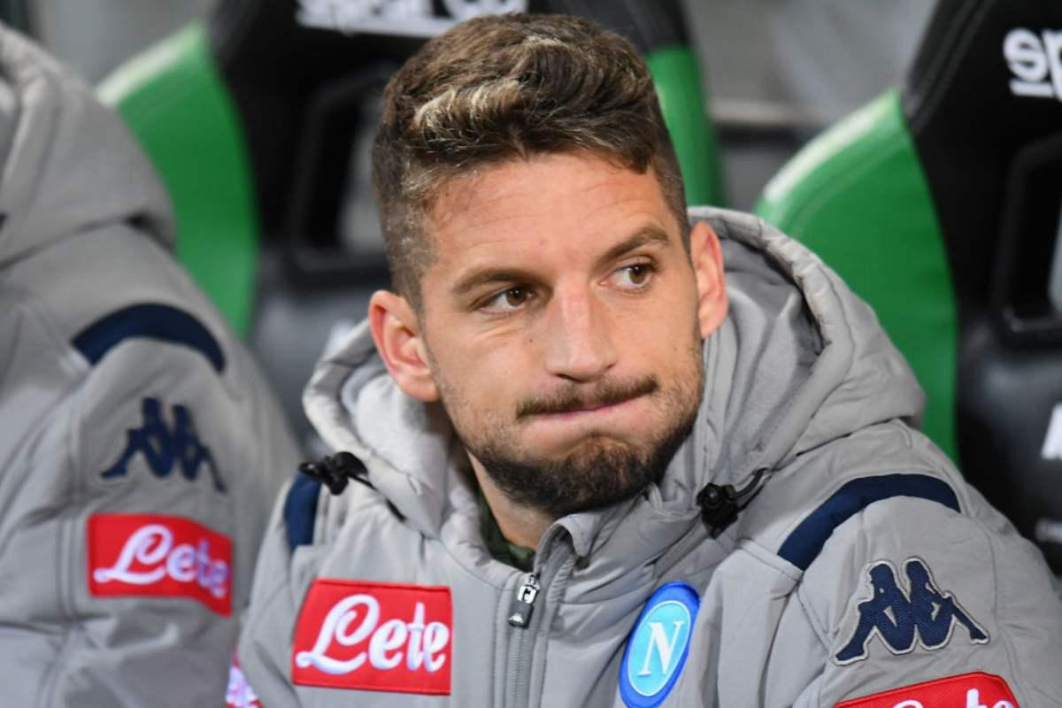 Calciomercato Napoli, Mertens dice no al Borussia Dortmund