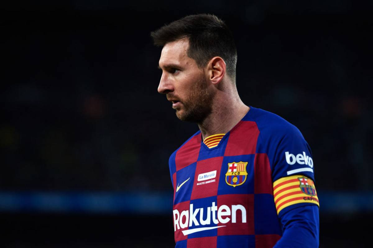 Messi Inter Barcellona