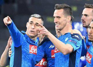 Napoli-Parma dove vederla in tv e streaming