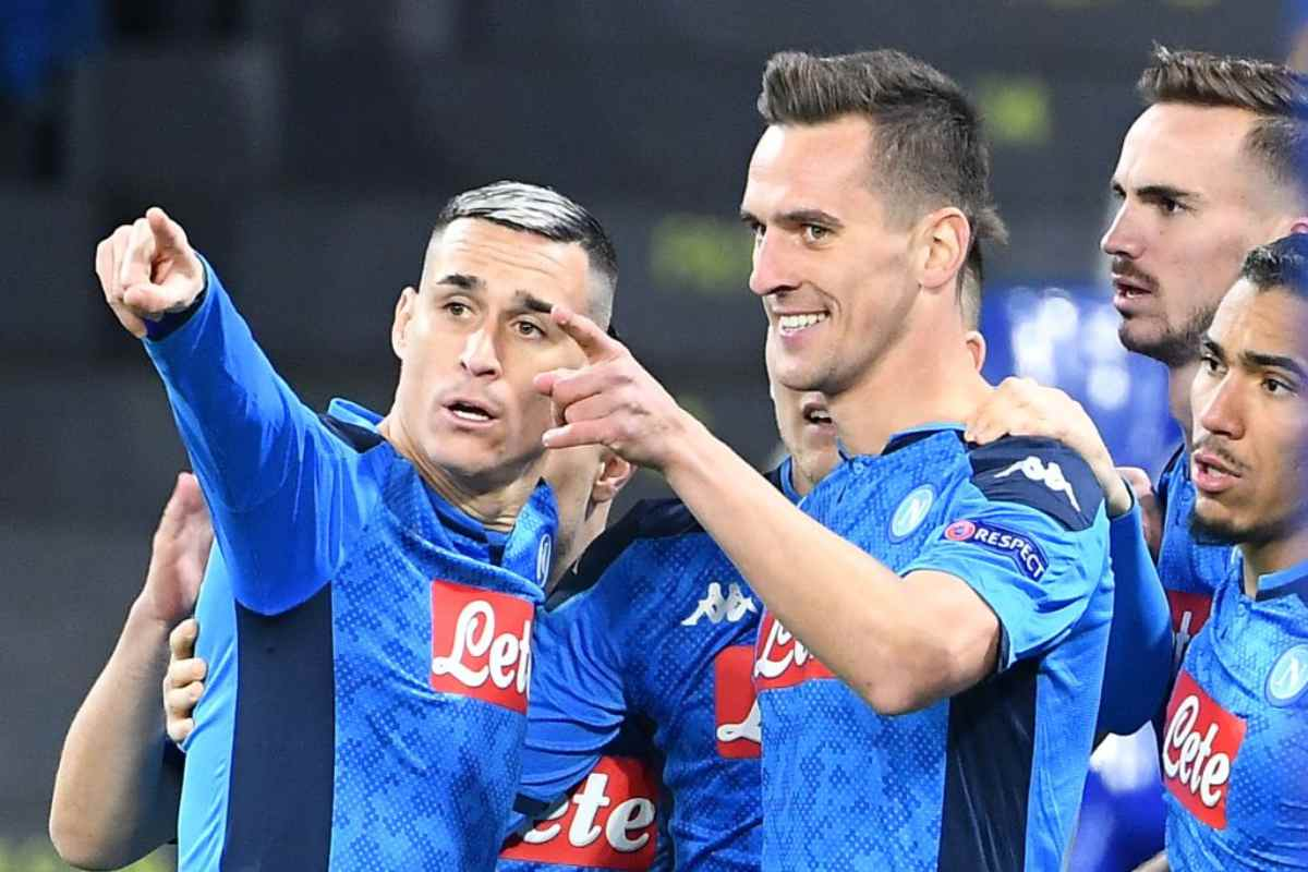 Napoli-Parma dove vederla in tv e streaming
