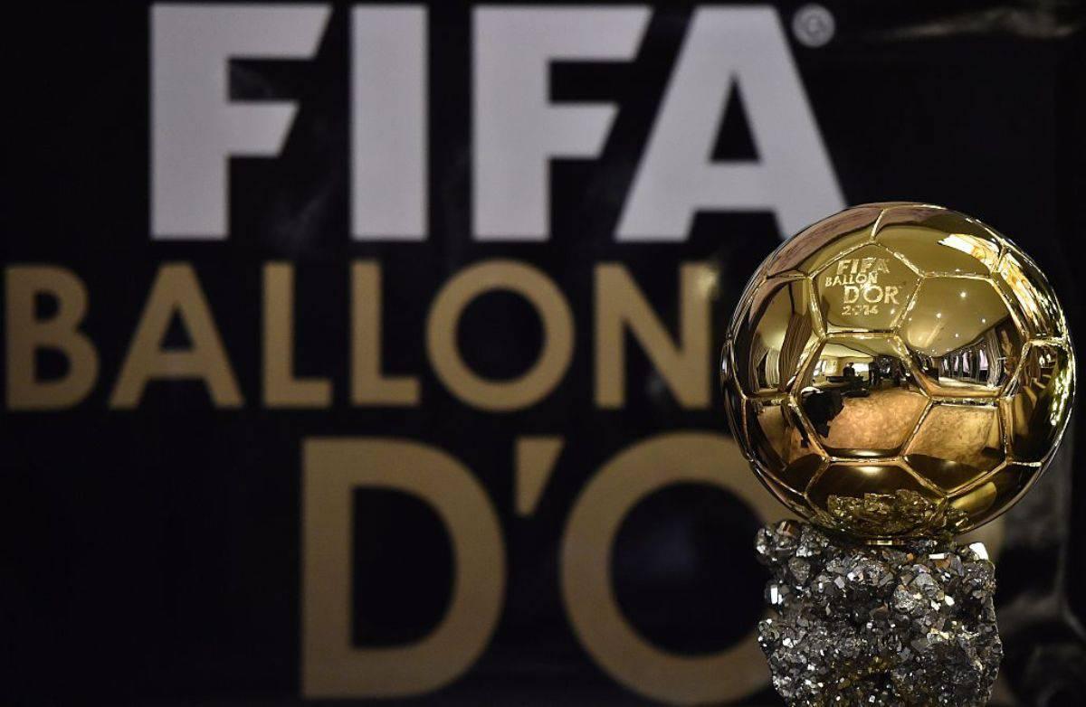 Pallone d'Oro Vincitori