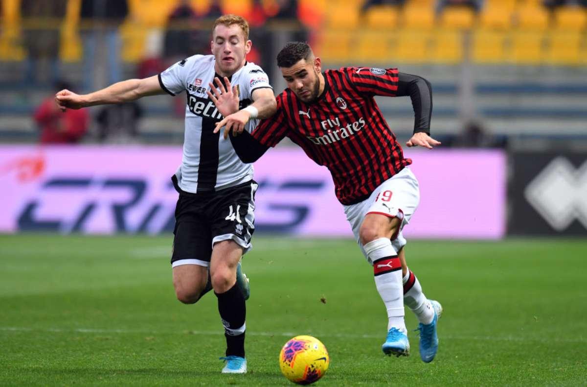 LIVE Parma-Milan, risultato in tempo reale