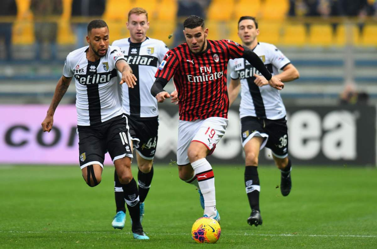 Parma Milan Highlights