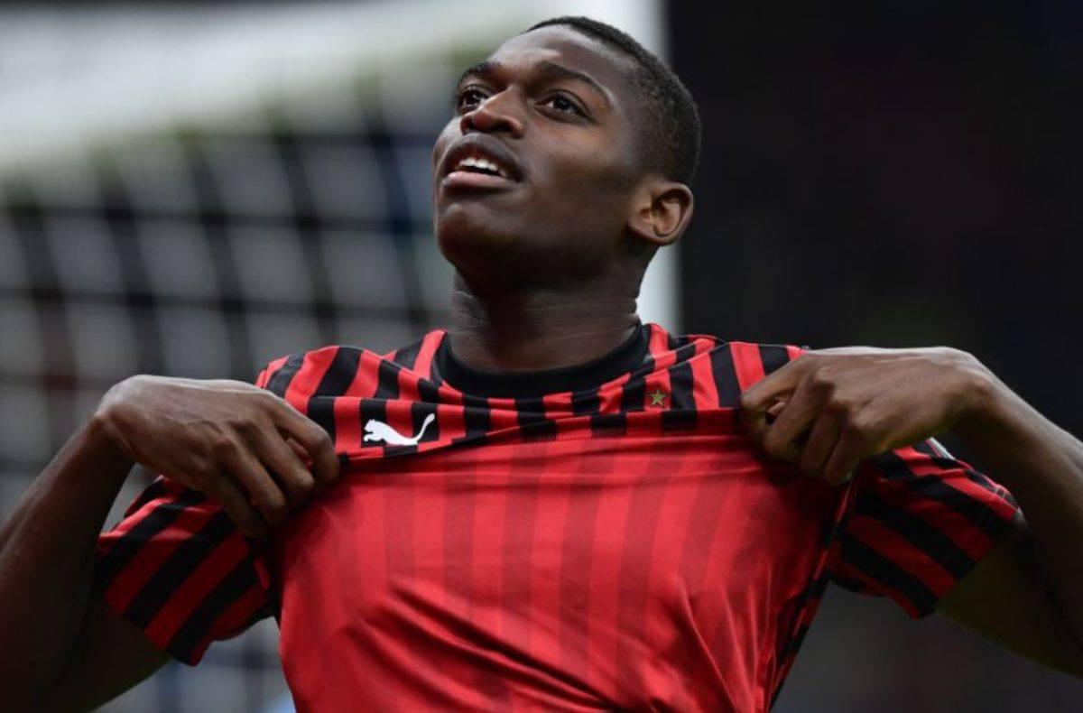 Rafael Leao fa infuriare i tifosi del Milan