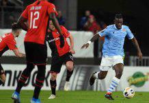 Europa League, highlights Rennes-Lazio: gol e sintesi