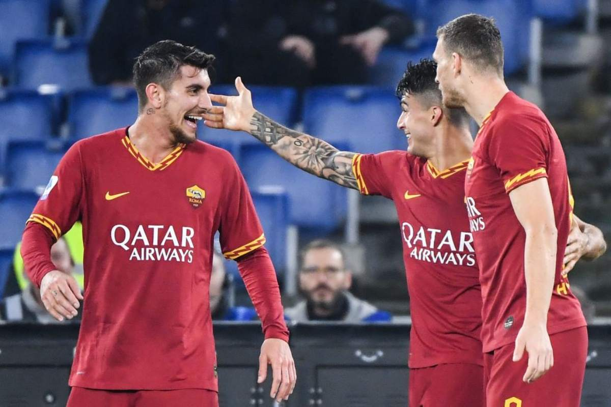Roma Spal Highlights