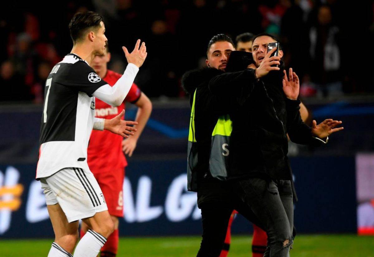 Ronaldo Invasore