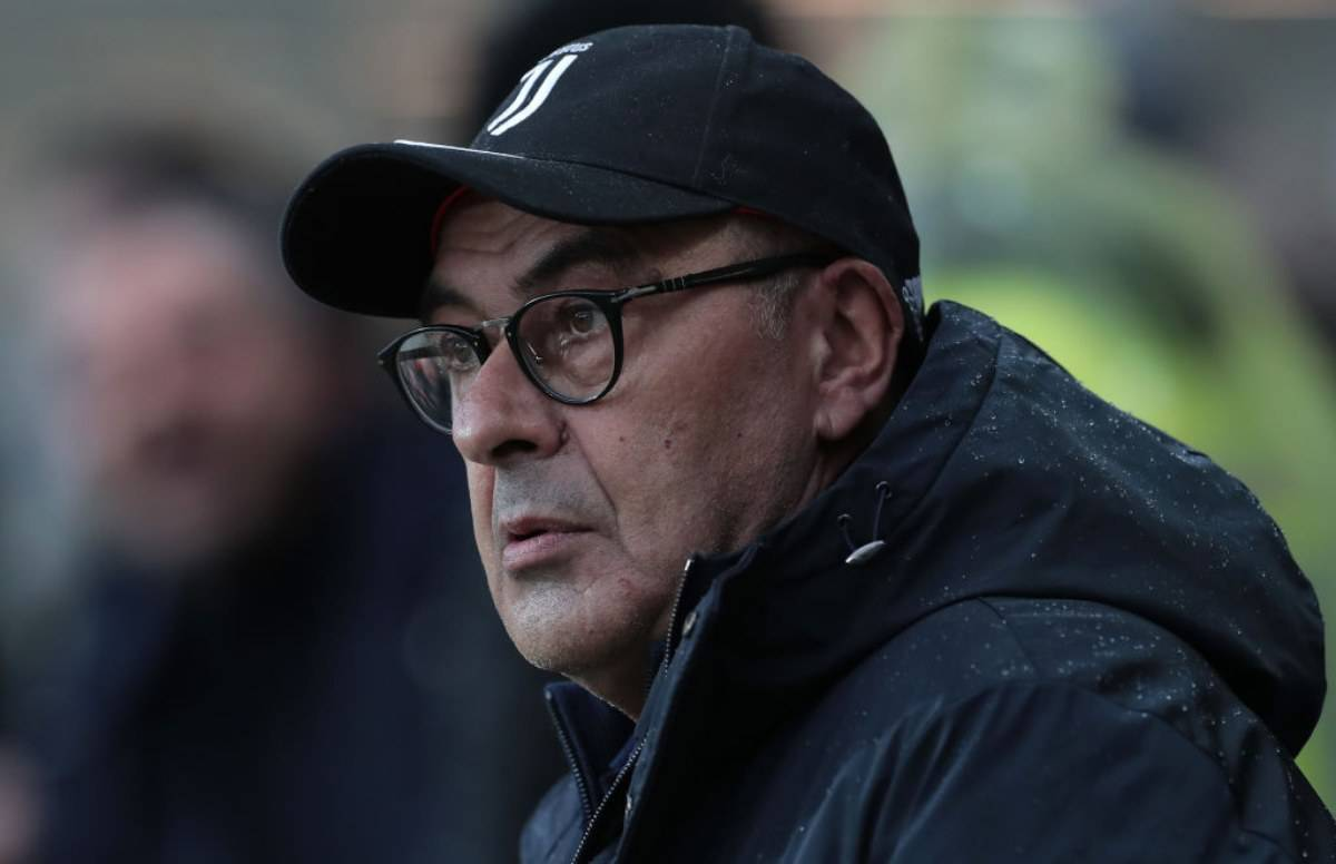 Sarri Juventus Udinese