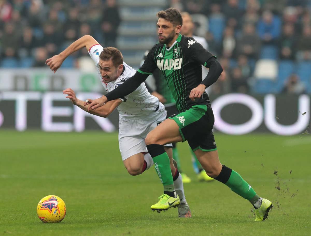 Sassuolo Cagliari Highlights