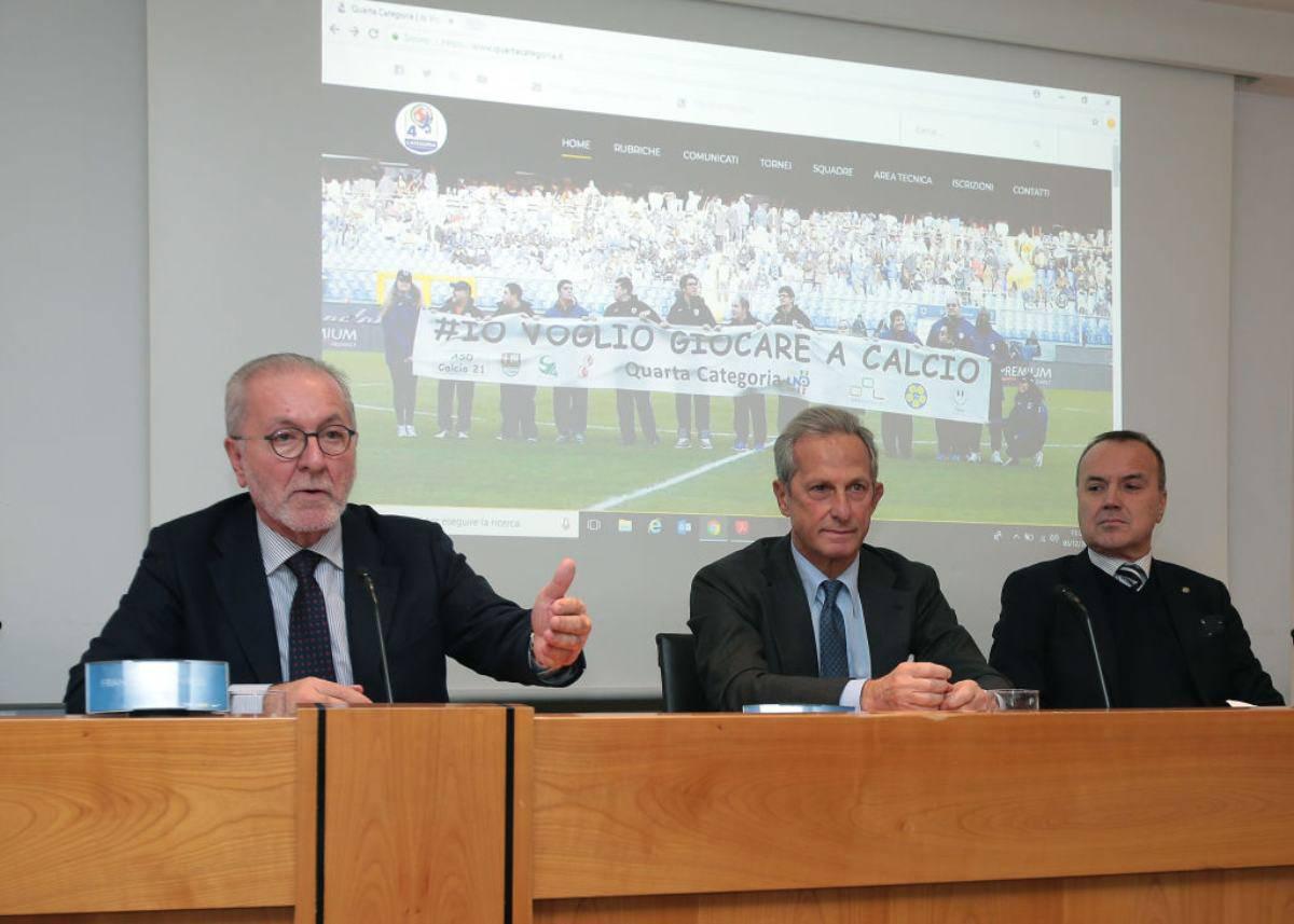 Serie C Sciopero