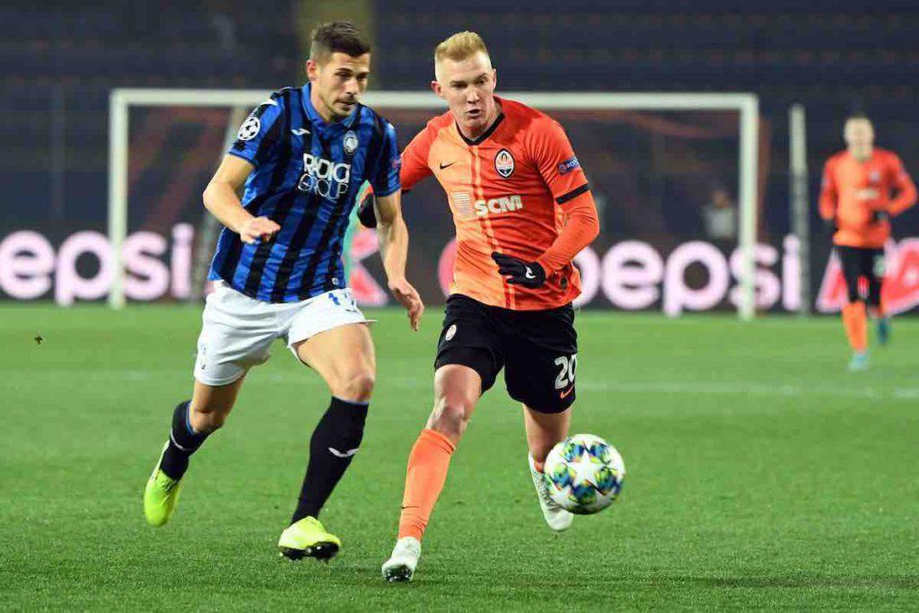 Champions League, highlights Shakhtar-Atalanta
