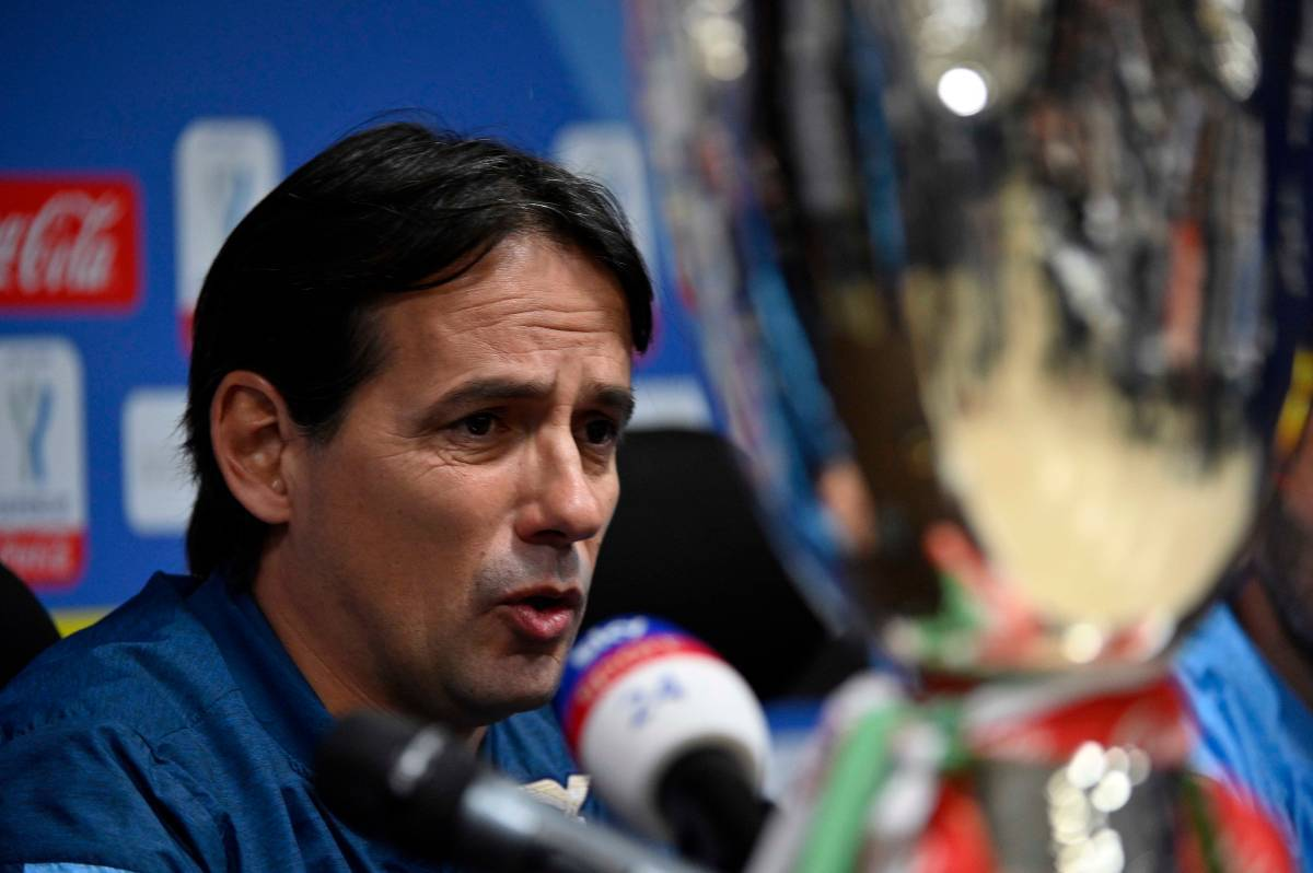 Simone Inzaghi (Getty Images)