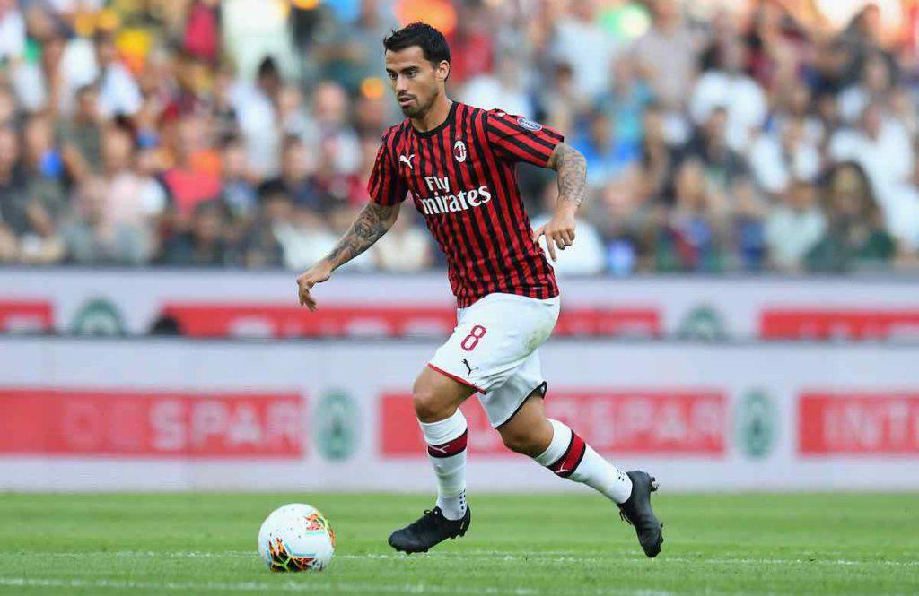 Siviglia su Suso, idea Rojo per la Fiorentina