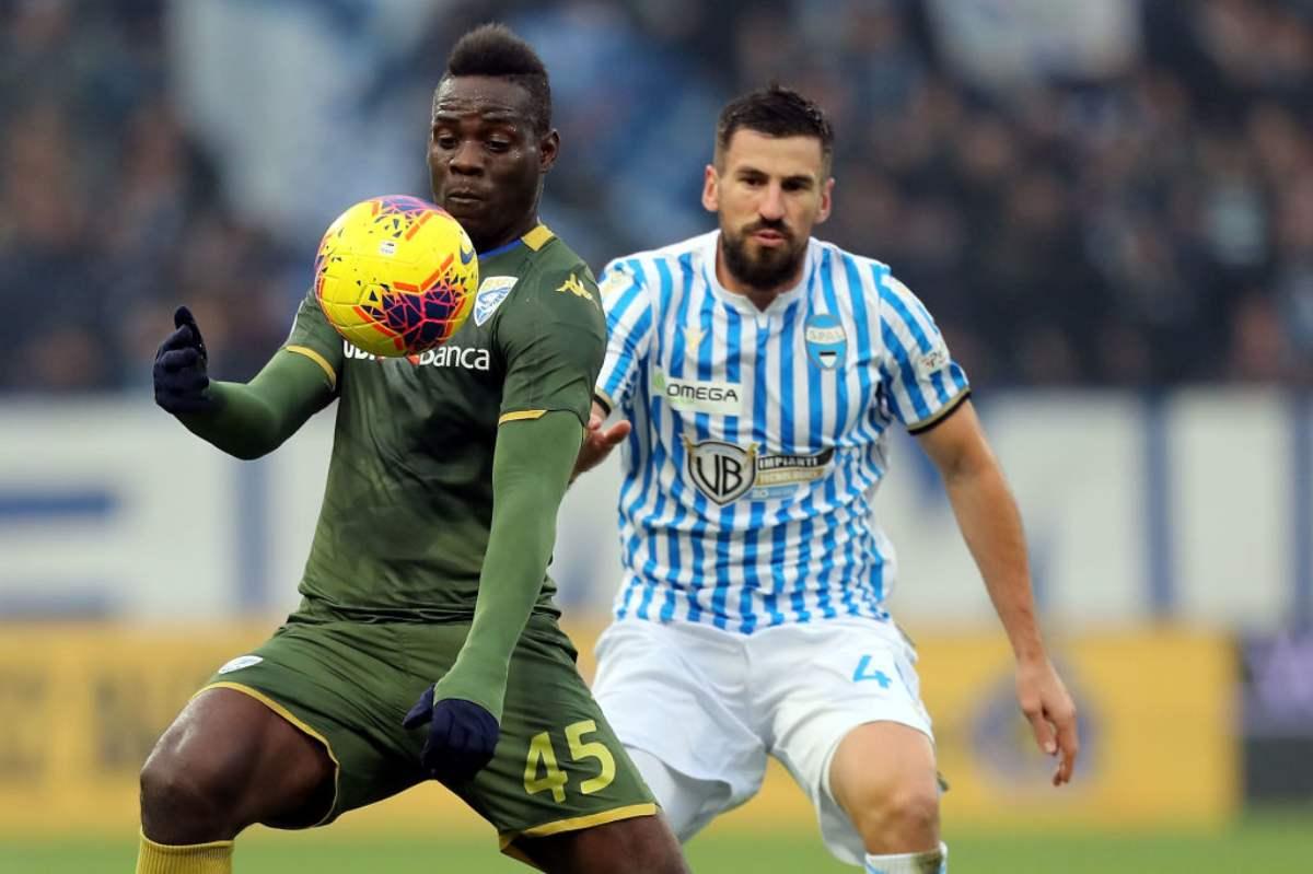Highlights Spal-Brescia