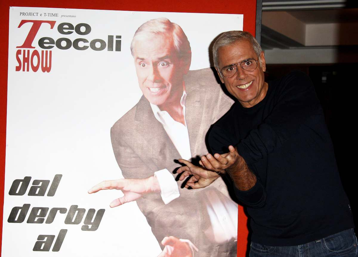 Teo Teocoli (Getty Images)