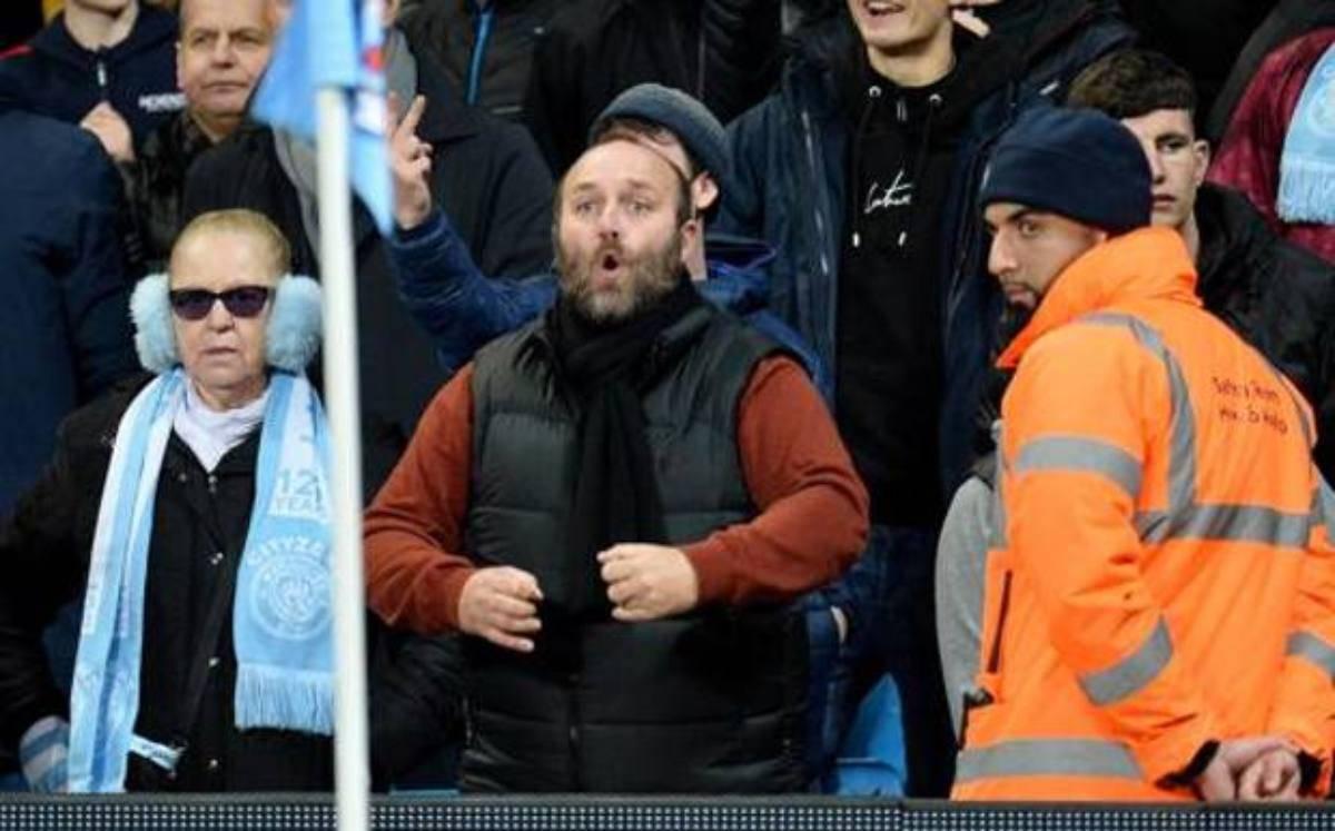 Razzismo Manchester City