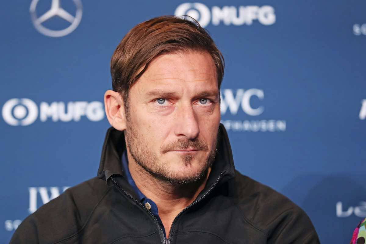 """Roma, Totti pronto a tornare : """"Se Friedkin chiama .."""""""