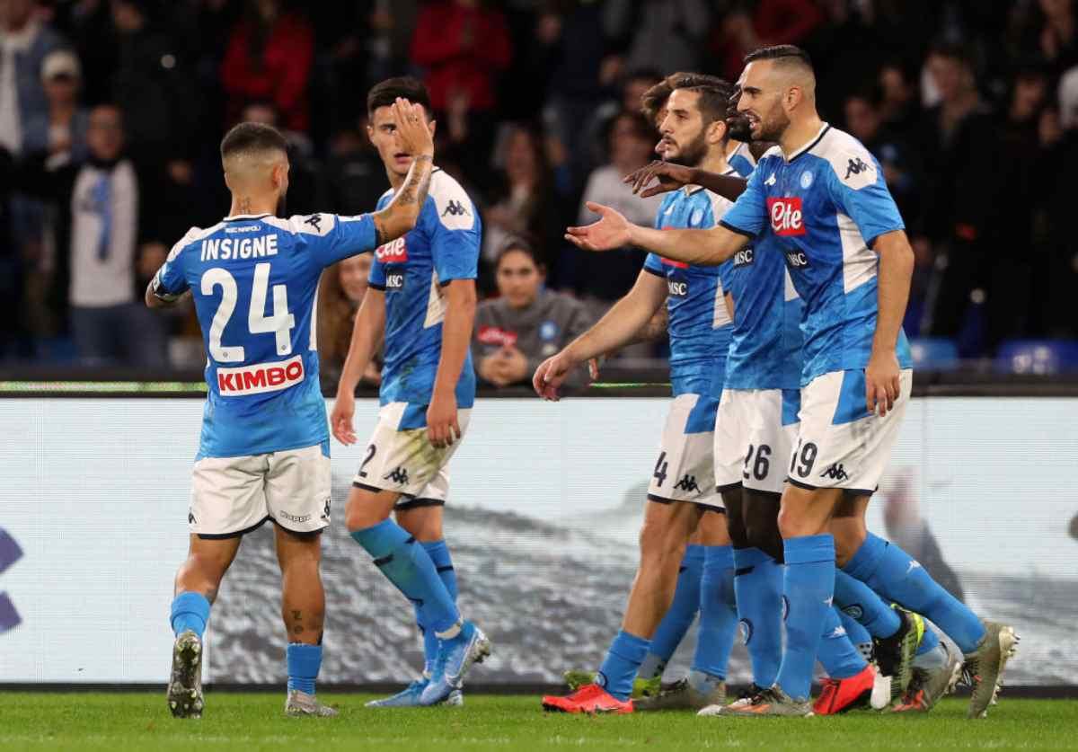 Udinese-Napoli, dove vederla in tv e streaming