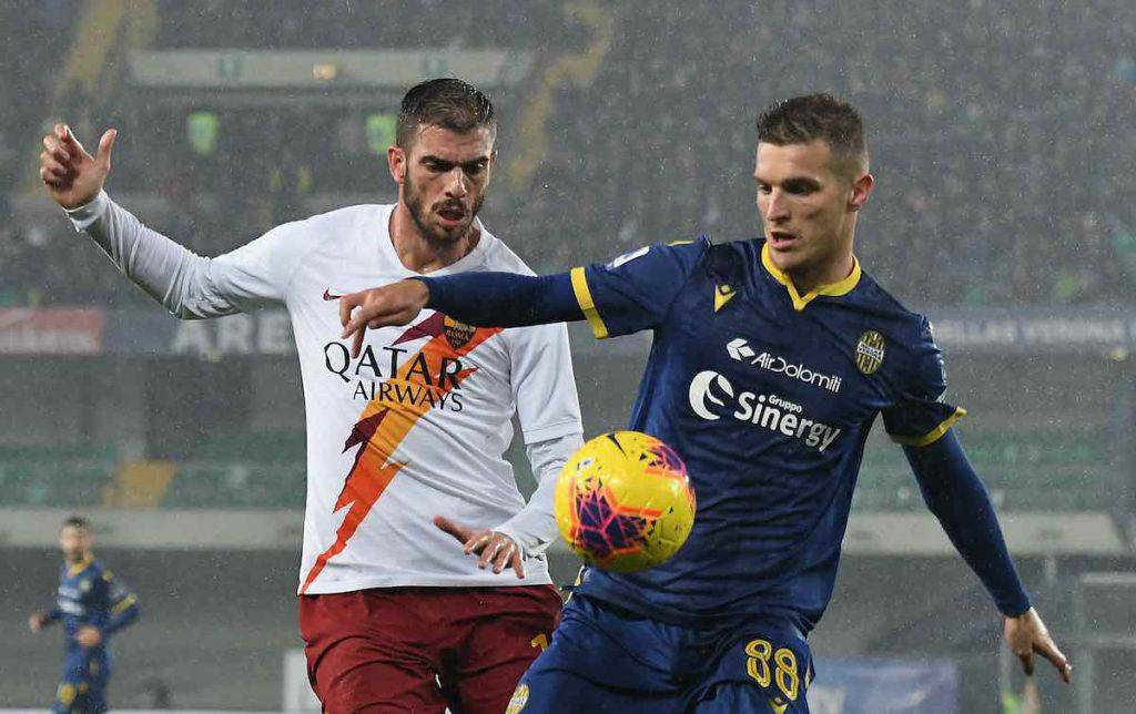 Verona-Roma, highlights: gol e sintesi partita