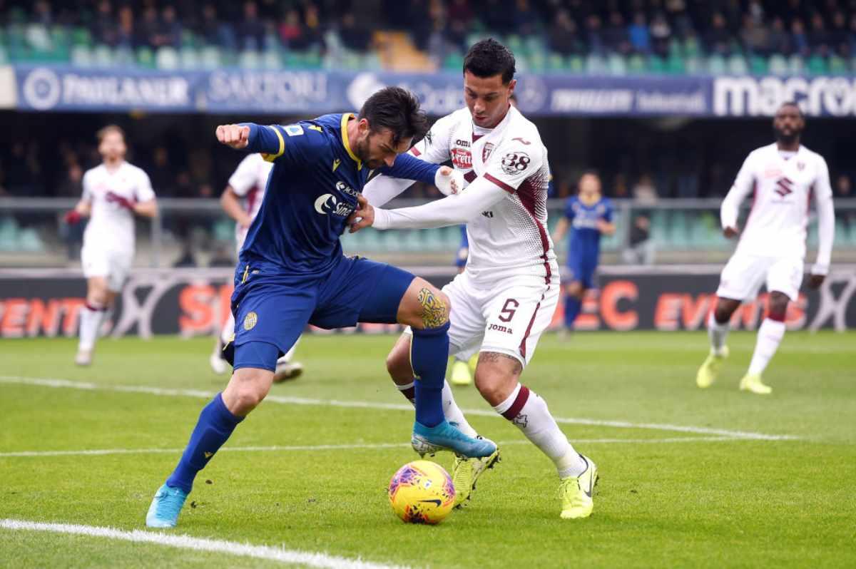 Highlights Verona-Torino