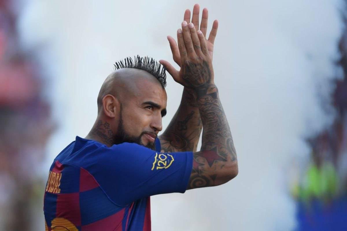 Vidal accetta l'offerta dell'Inter. Il Barcellona punta su Sensi