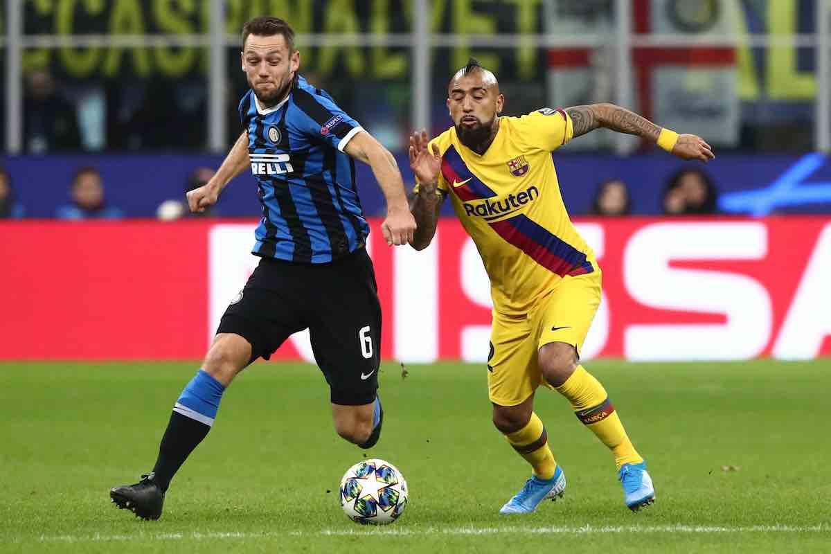 Calciomercato Inter, Setien congela Vidal: ora tutto su Eriksen