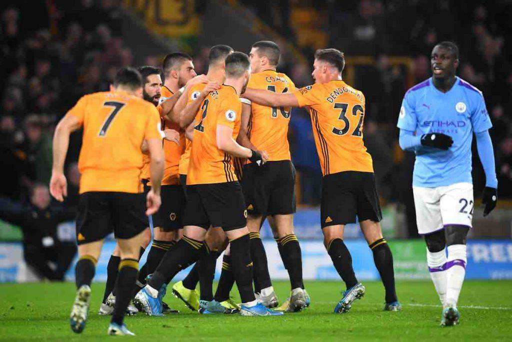 Wolves-Manchester City, Guardiola subisce la rimonta