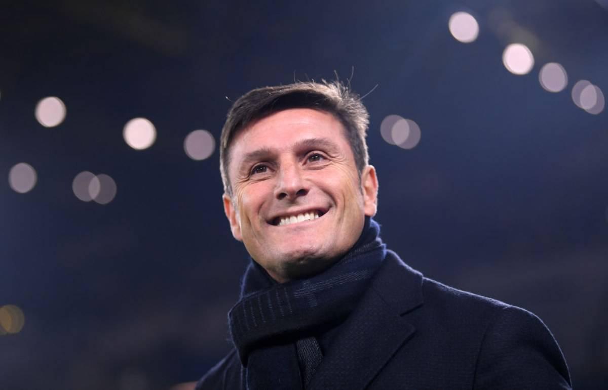 Javier Zanetti parla del possibile arrivo di Vidal all'Inter
