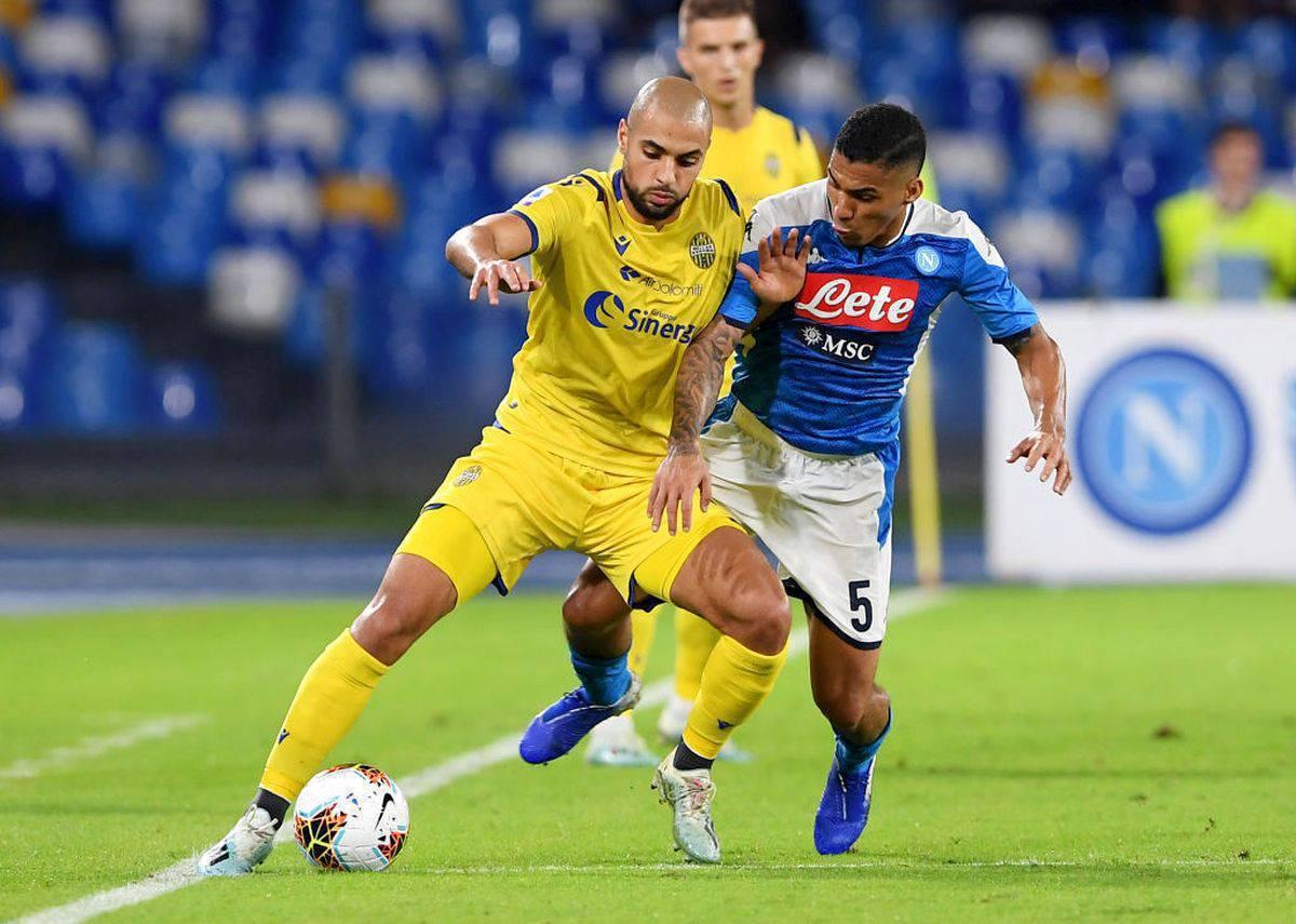 Calciomercato, Milan e Napoli: l'obiettivo è un centrocampista del Verona