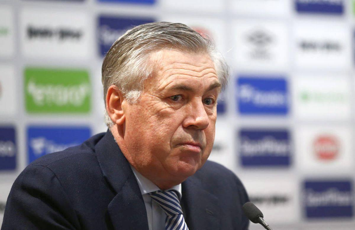 """Ancelotti si presenta all'Everton: """"Sogno la Premier League con i Toffees"""". E su Ibra..."""