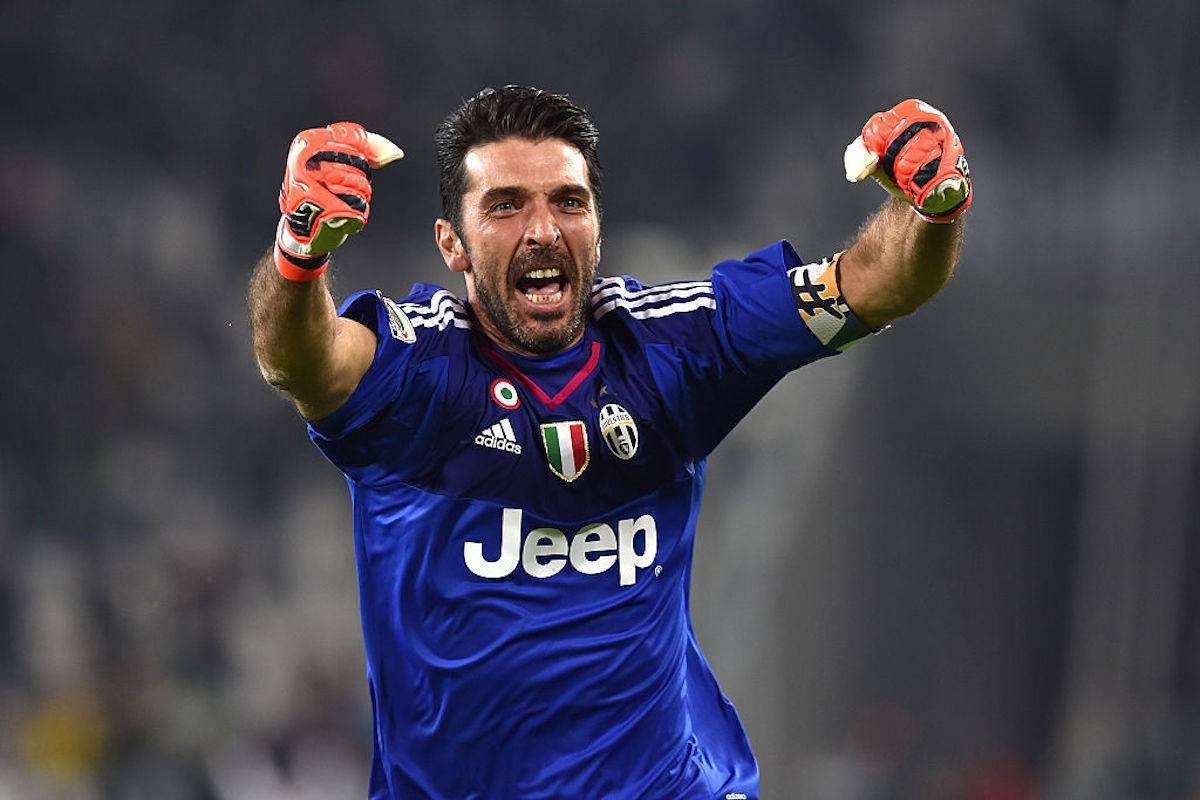 """Juventus, Buffon vuole il Real agli ottavi. Cristiano Ronaldo? """"Un esempio"""""""