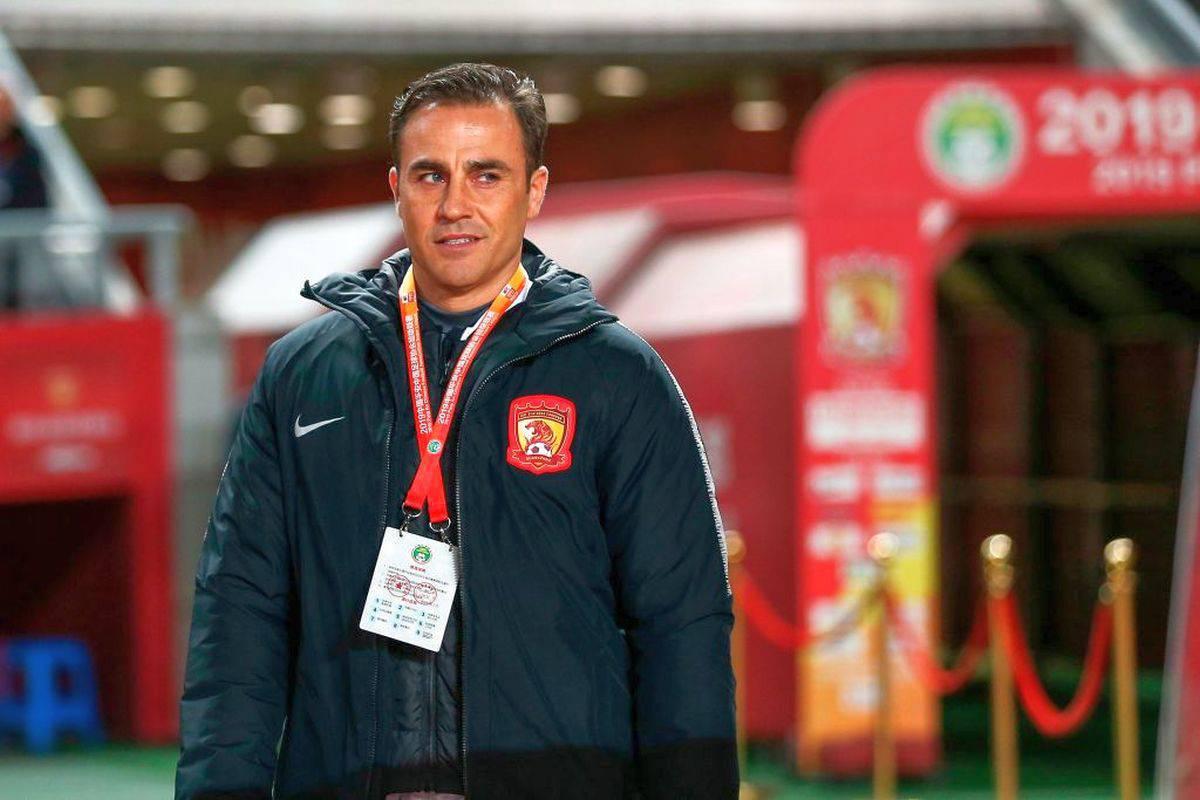 Cannavaro trionfatore in Cina: il suo Guangzhou vince l'ottavo scudetto