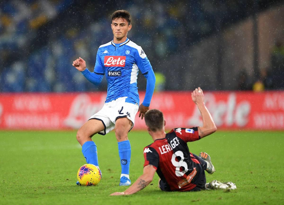 Napoli-Bologna probabili formazioni: Allan non ce la fa, c'è Elmas. Palacio titolare