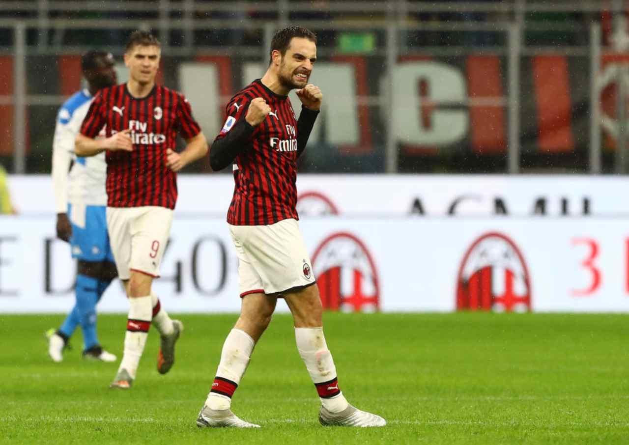Giacomo Bonaventura su Ibrahimovic al Milan