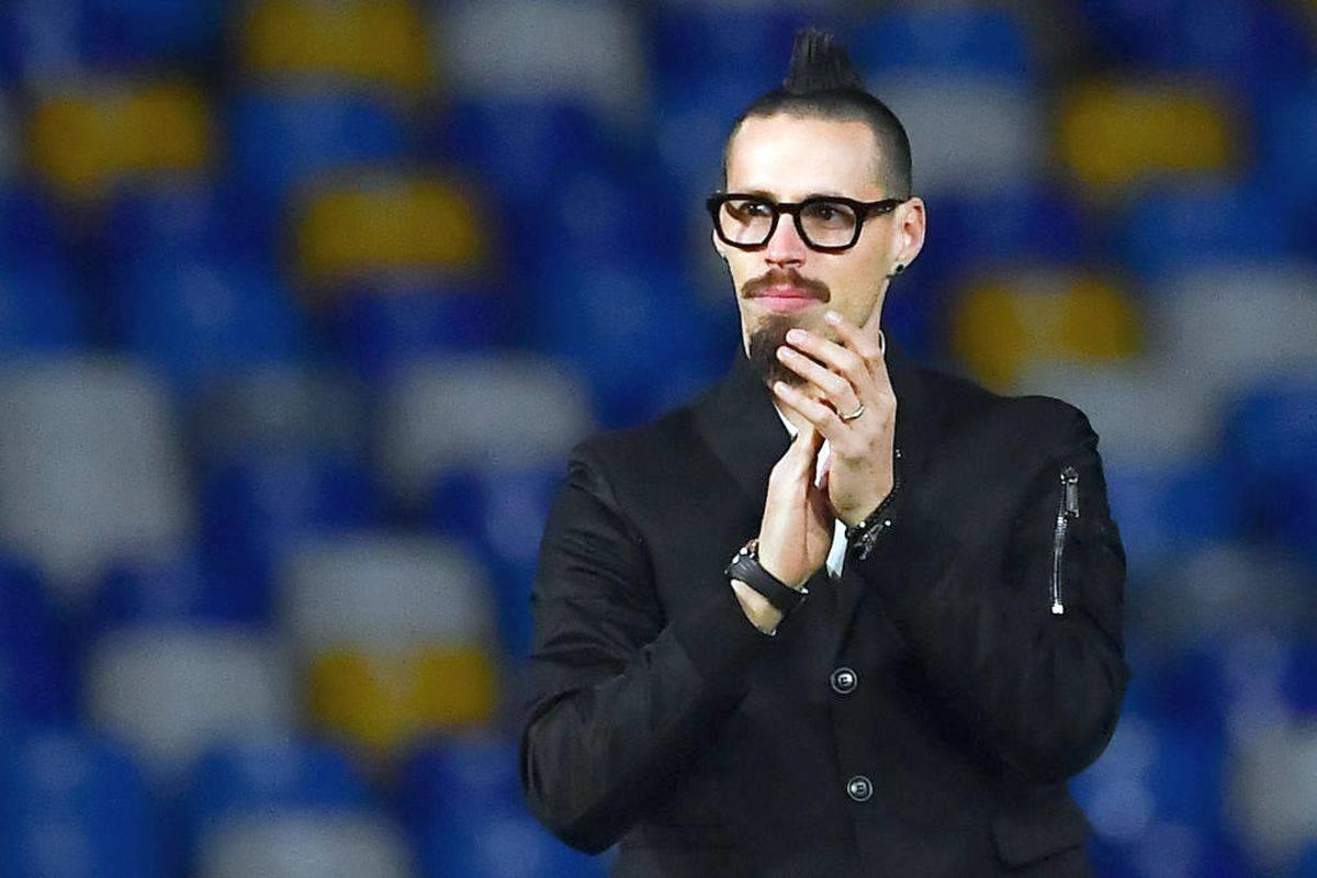 Hamsik, l'agente fa sognare i tifosi del Napoli (Getty Images)