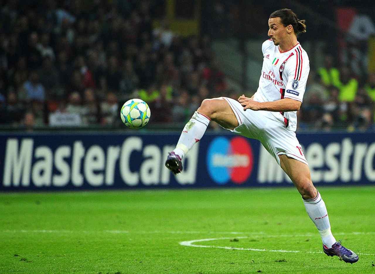 Ibrahimovic tra Milan e ..Monza